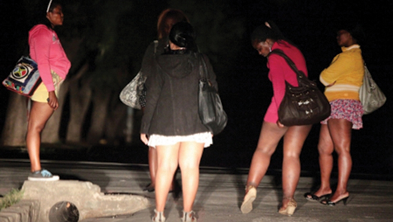 Prostitutes Francistown