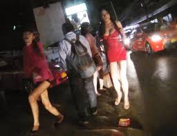 Prostitutes Makeni