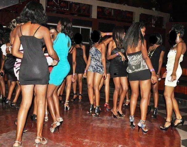 Prostitutes Bay Point