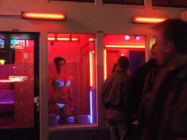 Prostitutes Leiden